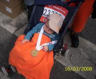 Mini Maratona: as imagens dos leitores (Foto Célia Antunes)