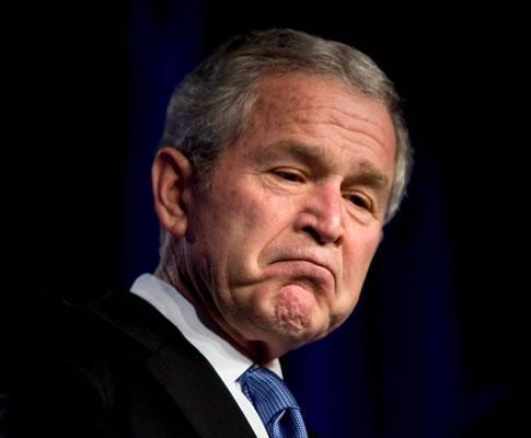 George W. Bush faz balanço de cinco anos de guerra no Iraque (LUSA)