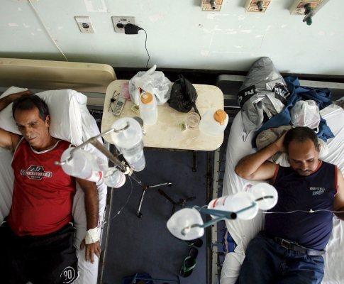 Brasil: Dengue (Foto Lusa/EPA)