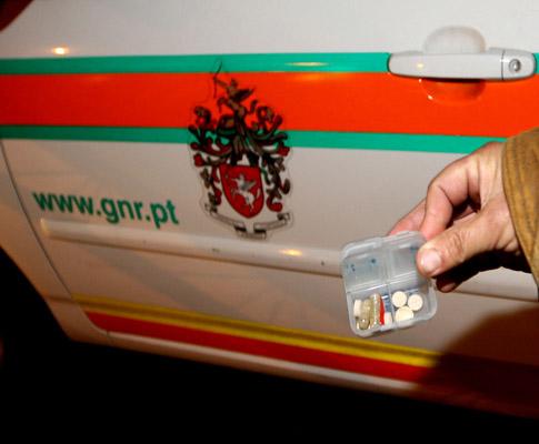 Mega Operação GNR (Manuel de Almeida/Lusa)