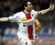 Pauleta marcou na Taça da Liga