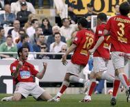 Maiorca venceu 3-0 em Valência