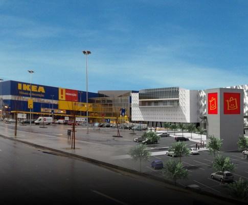 IKEA Centro Comercial